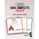 Coleção Manequim Guia completo do Tricô 5 volumes