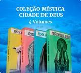 Coleção mística cidade de deus soror maria de jesus de ágreda - Armazem
