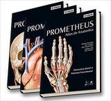 Coleção Prometheus - Atlas de Anatomia 3 Volumes