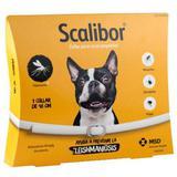 Coleira Antiparasitária MSD Scalibor 48 cm para Cães