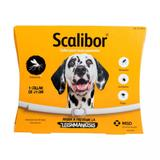 Coleira Antiparasitária MSD Scalibor 65 cm para Cães