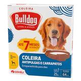 Coleira Antipulgas E Carrapatos Bulldog 7 Meses De Proteção - Coveli
