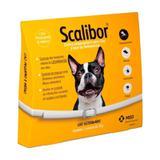Coleira Antipulgas Scalibor Cães Pequenos E Médios 48cm