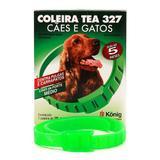 Coleira Antipulgas Tea Cães Médios - Konig