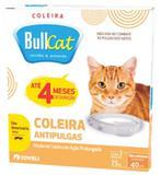 Coleira Bullcat Anti Pulgas para Gatos - Coveli
