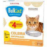 Coleira Bullcat Antipulgas para gatos - Coveli