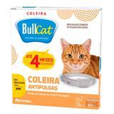 Coleira Bullcat Para Gatos Coveli 15 Gr