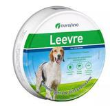 Coleira Leevre Ouro Fino 63cm Para Cães - Antipulgas e Carrapato