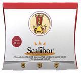 Coleira Protetora Contra Leishmaniose Scalibor Antipulgas, Carrapatos e Repelente-48 cm - Msd