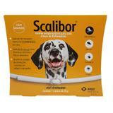 Coleira Scalibor Cães grande Porte 65cm MSD