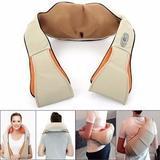 Colete Massageador Pescoco Ombros Fisioterapia Shiatsu - B2t