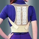 Colete Para Corrig Postura Rehabilitation Clavicle Brace T-42 - Rpc
