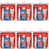 Colgate Kit Viagem Creme 30g + Enxaguante 60ml + Escova (Kit C/06)