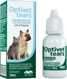 Colírio Lubrificante Ocular Vetnil Optivet Tears 10 ml