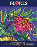 Colorear, adultos (Flores) - Coloring pages ltd