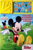 Colorindo As Estacoes do Ano Com Mickey - Cedic
