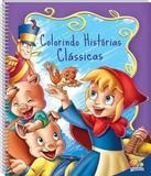 Colorindo Historias Classicas - Todolivro
