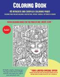 Coloring Book (40 Complex and Intricate Coloring Pages) - West suffolk cbt service ltd