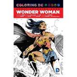 Coloring Dc - Wonder Woman - Dc comics
