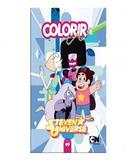 Colorir - Steven Universo - Vale das letras