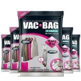 Combo: 5 Sacos VAC BAG HANG BAG Ordene