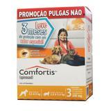 COMBO Antipulgas Comfortis 270mg combo com 3 unidades - Elanco