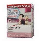 Combo Antipulgas Comfortis para Cães de 2,3 a 4,5kg  140mg - Elanco