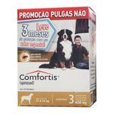 Combo Antipulgas Elanco Comfortis para Cães de 27 a 54Kg