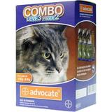 Combo Leve 3 Pague 2 - Advocate Gatos 4 A 8 Kg (0,8ml) - Bayer