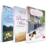Combo Romance - Emily Giffin  (3 livros) - Novo conceito