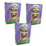 Combo Tapete Higiênico para Cães Mais Dog 90un
