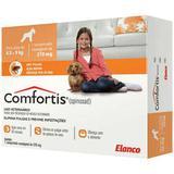 Comfortis 270 mg Cães de 4,59Kg e Gatos de 2,85,4kg - Elanco