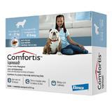 Comfortis anti pulgas 810 mg 18 a 27 kg - Marca