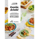 Comida de bebê: uma introdução à comida de verdade - Editora senac