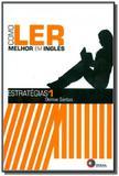 Como ler melhor em ingles  estrategias 1 - Disal editora