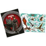 Como Treinar seu Dragão 3 Kit Decorativo - Festcolor