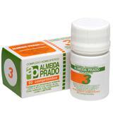 Complexo Homeopático Hydrastis Número 3 Almeida Prado