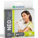 Compre 1 Leve 2 Antipulgas Neopet 0,67ML até 10KG - Ourofino