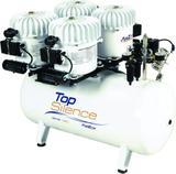 Compressor de ar Top Silence 2HP 8 BAR 120 PSI 56dB - Air zap