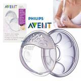 Concha para Seio Philips Avent SCF157/02 - Transparente - Philips  avent