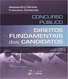 Concurso Publico - Direitos Fundamentais Dos Candidatos - Metodo - concurso