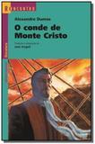 Conde de monte cristo - colecao reencontro literat - Scipione