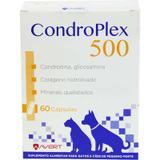 CondroPlex 500 Suplemento alimentar cápsulas cães e gatos - Avert