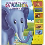 Conhecendo os sons da Floresta - Elefante - Blu Editora - Dwinguler