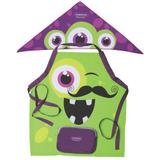 Conjunto Avental e Bandana Monster Chef - Tramontina