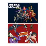 Conjunto com 2 peças Jogo Americano - Liga da Justiça - Urban