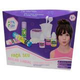 Conjunto de Acessórios - Faça seu Brilho Labial - FanFun - New toys