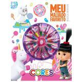 Conjunto de Artes - Kit de Lápis Coloridos - Meu Malvado Favorito - Fluffy - DCL Editora