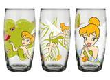 Conjunto de Copos Long Drink 430 ml (3 unidades) Disney Fadas Nadir - NAF 373