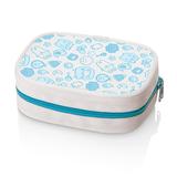 Conjunto de Higiene Com Estojo Azul BB097 - Multikids